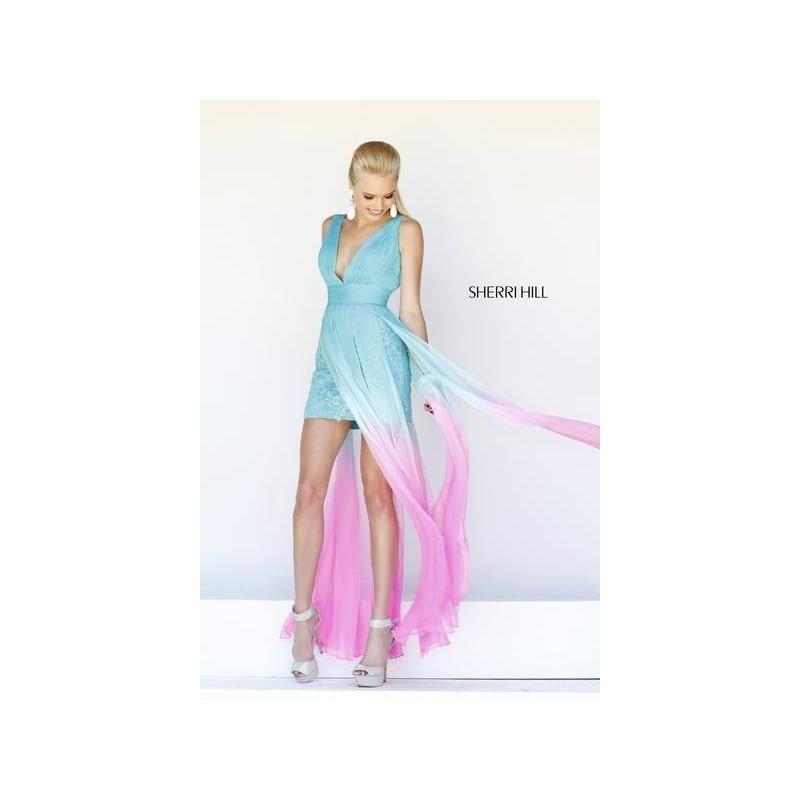 Sherri Hill 11077 Prom Dress - Sherri Hill Prom Dress - 2017 New Wedding Dresses