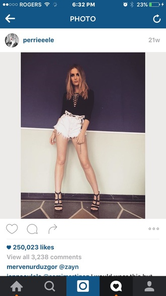 shorts white big loose tight in the waist pockets pants short shorts ripped perrie womens short shorts ripped shorts