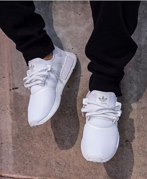 227b7bcc9c2 shoes white adidas yeezy sneakers cute amazing menswear women workout