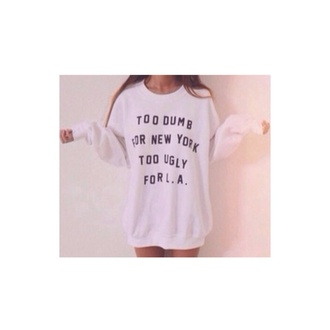 sweater white fashion hoodie 2014 fashion trends wheretoget? where can i find this dress? where did u get that tumblr girl tumblr clothes