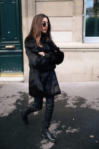 sarah co mode ton look blogger pants shoes