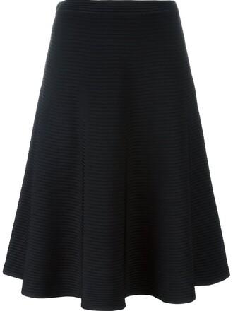 skirt midi skirt women midi spandex black