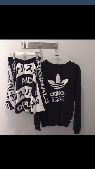 adidas japanese tumblr shirt black fashion trill dope black friday cyber monday