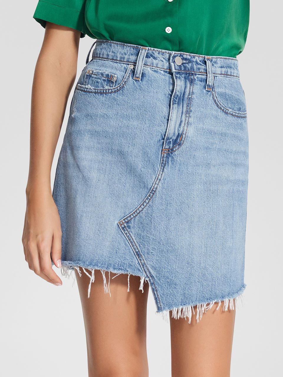 Piper Skewed Skirt Calma