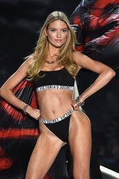 underwear,martha hunt,model,victoria's secret,victoria's secret model