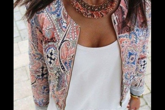cute style fashion aztec colourful pattern girly jacket please help me! fall outfits summer i want this outfit perfect friends amazing