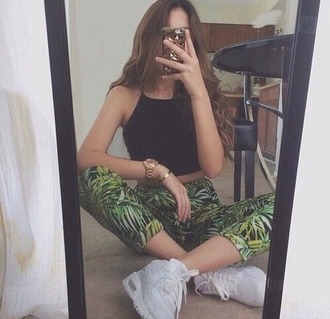 pants floral boho chic urban cool girl style