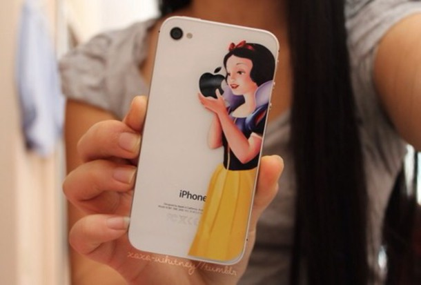 phone cover snowhite iphone5/5s\case