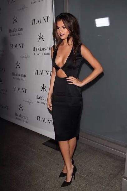 dress black amazing