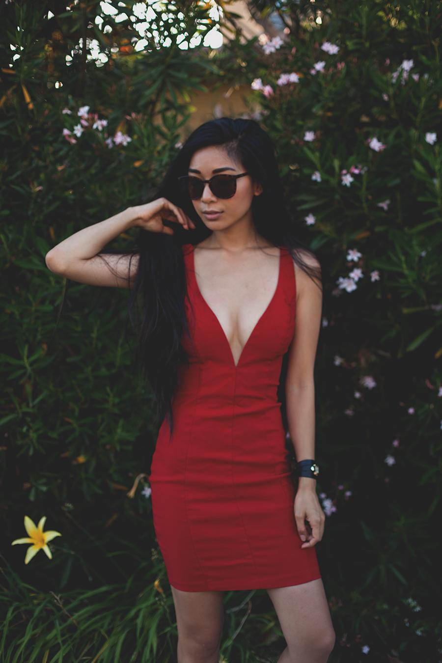 Vera Dress — LAST NIGHT