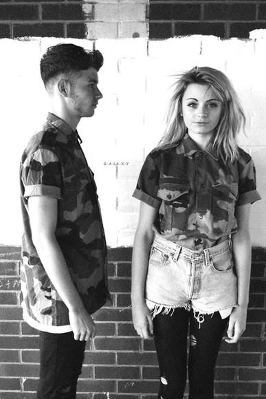 girly grunge hipster