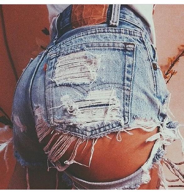 levi's levi short shorts ripped shorts cut out shorts shredded shorts jean shorts. short shorts. blue denim shorts cut off shorts dope blue jeans levi's shorts high waisted ripped butt cut