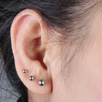 jewels earrings cute piercing