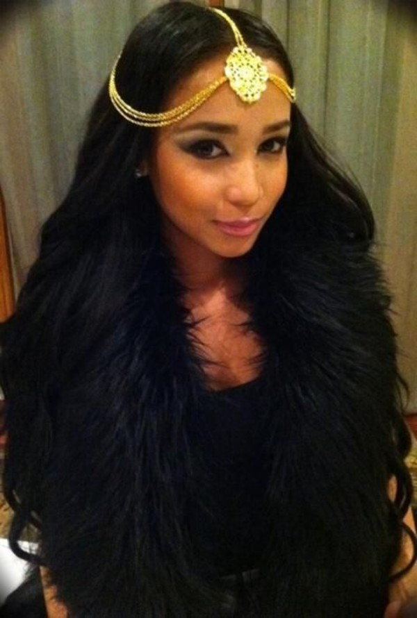 Jewels Prom Headband Headband Headband Prom Gold