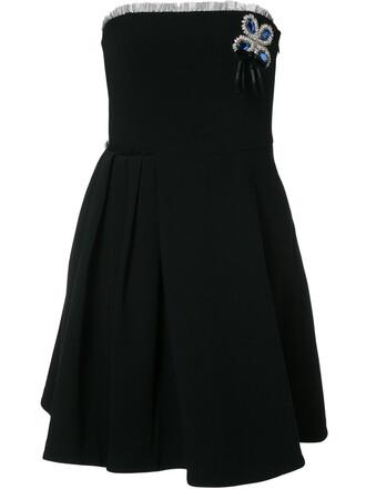 dress mini dress mini women embellished black