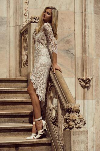 tuula lace dress dress