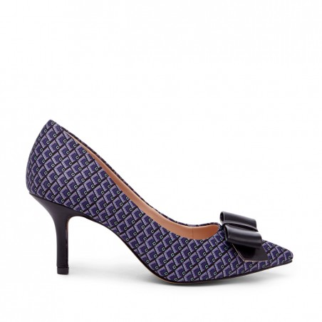 Sole Society - Pointed toe pumps - Meryl - Navy Black