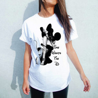 She wants the D Silhouette T-Shirt · Luxury Brand LA · Online Store Powered by Storenvy