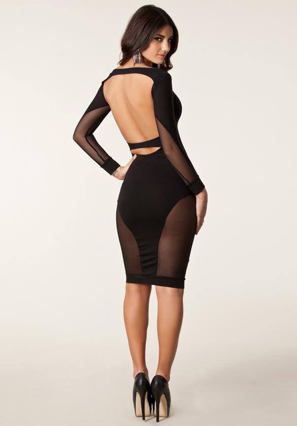 Elegant open back dress · summah breeeze · online store powered by storenvy