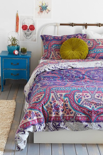 home accessory boho chic duvet cover