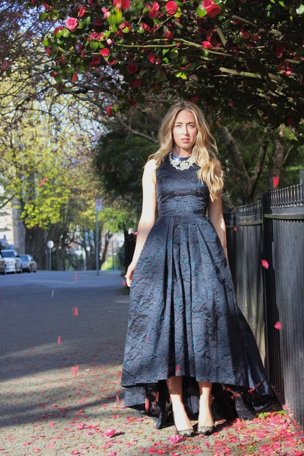 a fashion love affair dress jewels shoes
