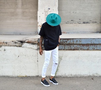 accessories guys girl unisex turquoise