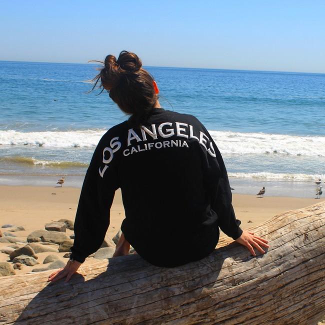Los Angeles Spirit Jersey® in Black