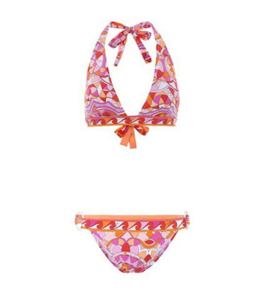 Emilio Pucci Beach bikini swimwear