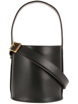 women bag tote bag black