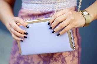 a piece of anna blogger dress bag shoes jewels