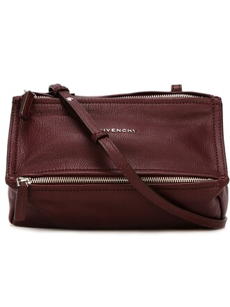 mini bag shoulder bag red