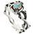 Forbidden Love Labradorite Ring