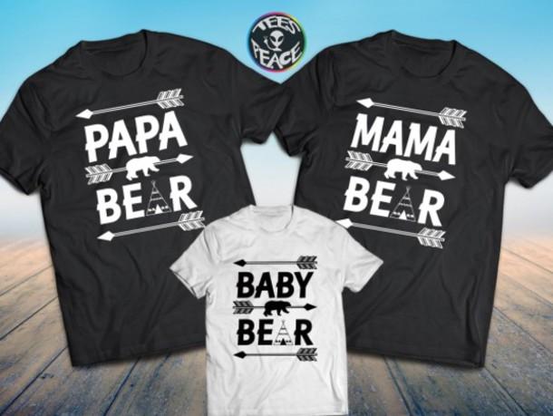 61ea725b t-shirt, bear, pull and bear, teddy bear, bear onsie, baby, onesie ...