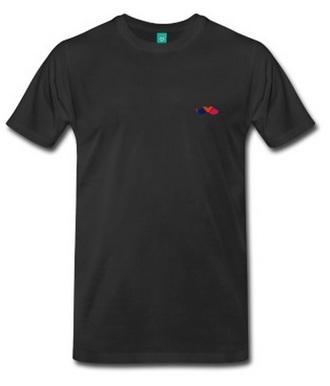 shirt t-shirt mustache black black t-shirt