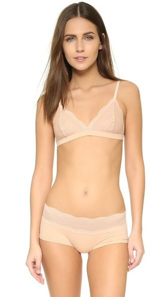 bra soft blush underwear