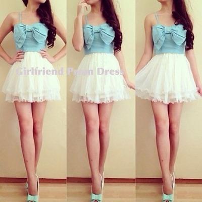 Girlfriend prom dress · cute sweetheart bow short prom dress,homecoming dress · girls prom dresses on storenvy