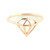 Wanderlust   Co - Frame-Diamond Rose Gold Ring
