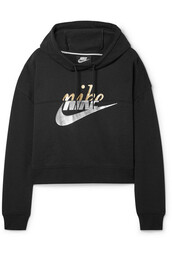hoodie,cropped,cotton,black,sweater