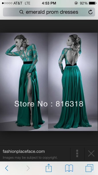 dress emerald green emerald dress lace dress