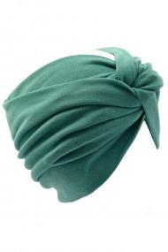 Pink blush luxe turban headband