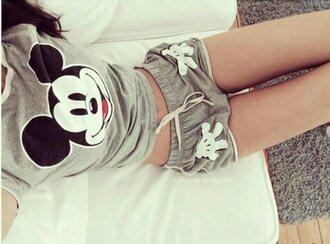 pajamas mickey mouse pajama pants