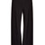 Dala cropped wide-leg cady trousers