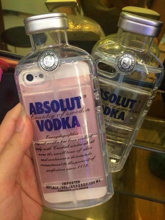 phone cover iphone iphone case cute case cool case cool swag style vodka iphone 5 absolut vodka iphone 5 case