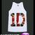 One Direction 1d Unionjack Flag Zayn Malik Louis Tomlinson Harry Styles Liam Payne Niall Horan Shirt Tshirt Singlet Vest R10329 Tank Top - Tanks Tops & Camis | RebelsMarket