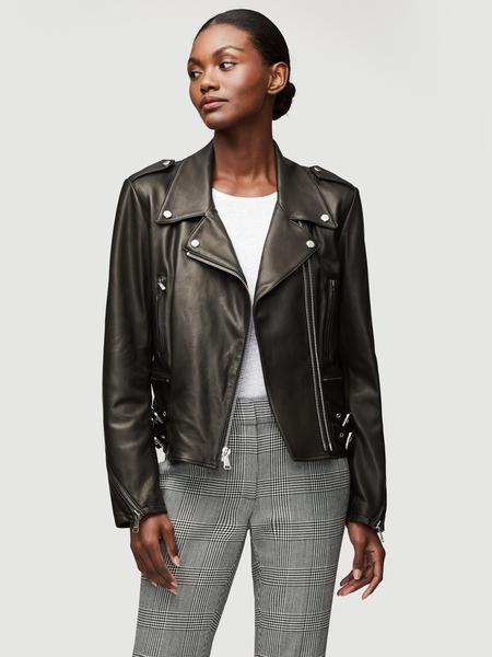 PCH Leather Jacket Noir