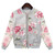 Lolah Floral Baseball Jacket | Outfit Made