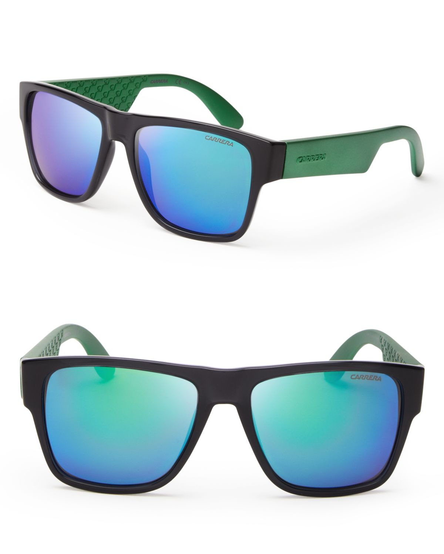 7a372eecb Carrera Mirrored Wayfarer Sunglasses   Bloomingdale's