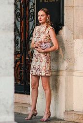 dress,kate bosworth,mini dress,summer dress,summer,bag,sandals,sandal heels,shoes