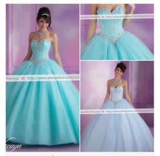 quinceanera dress homecoming dress