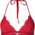 Stella McCartney scalloped bikini top - Red